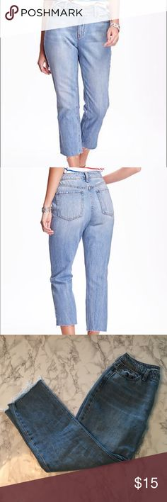 8e810cb1 Old Navy Vintage High rise jeans in sunset Old Navy Vintage High-Rise jeans  in
