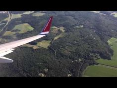 Flying from Oslo, Norway, to Helsinki, Finland, is most likely a quick sunny adventure, at least in July. Still, despite the beautiful weather, can an angry turbulence suddenly come and disturb you…