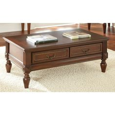 Douglas Storage Coffee Table - Overstock™ Shopping - Great Deals on Coffee, Sofa & End Tables