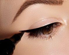 cool Как рисовать стрелки на глазах? (50 фото) — Пошаговые инструкции