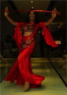 """Saidi"" (stick dance from Upper Egypt)"