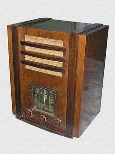 Radios à tubes