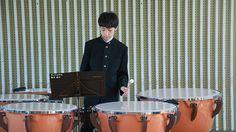 映画『楽隊のうさぎ』:image011 Drums, Music Instruments, Musical Instruments, Drum Kit, Drum