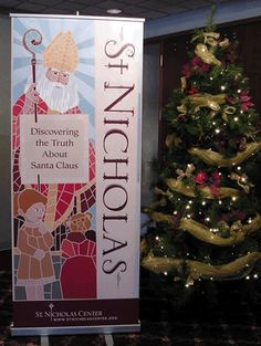 St Nicholas Banner