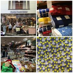 The best places to go fabric shopping in Kyoto, Japan