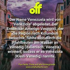 25 mega Fakten über Venezuela - Die müsst ihr einfach kennen - Only Fun Facts