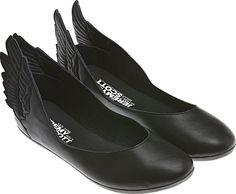 Jeremy Scott winged shoes
