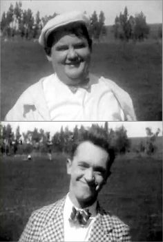 The great Laurel & Hardy