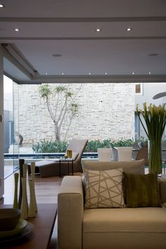 Glass House | Living | M Square Lifestyle Design | M Square Lifestyle Necessities #Design #Interior #Furniture #Decor