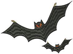 Halloween Bats Download Digital Embroidery Download