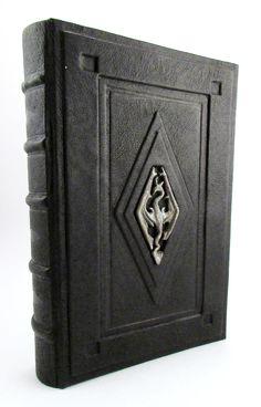 Book of Akatosh by MilleCuirs.deviantart.com on @deviantART