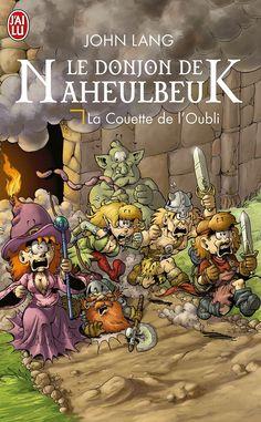 Amazon.fr - Le Donjon de Naheulbeuk : La couette de l'oubli - John Lang - Livres