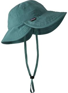 Patagonia Women's Hike Hat Tasmanian Teal S/M Hiking Hat, Rain Hat, Hats Online, Cute Hats, Mitten Gloves, My Style, Patagonia Hat, Dry Tortugas, How To Wear