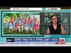 MSNBC Panel Makes Fun Of Mitt Romney And His African-American Grandson