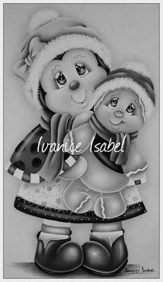 Joaninha e Gingerbread