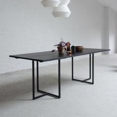 T-bordet - Tøft spisebord fra norske Ygg