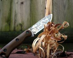 Ka bar Becker BK16 Knife