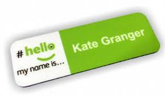 15 Best Customized Name Badges images in 2013 | Name badges