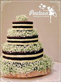 Paniculata Flor Natural Decorating Ideascake Decoratingnaturalwedding Cakes
