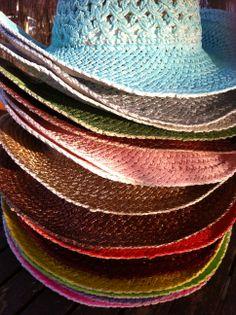 #sombrero para la playa  verano 2014 con Island Factory