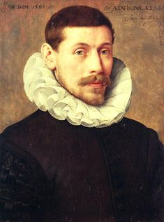 A man aged 32 by Frans Pourbus the Younger - Frans Pourbus the Younger - Wikipedia, the free encyclopedia