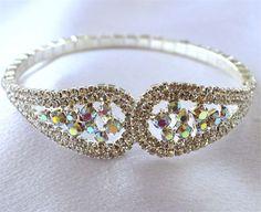 Two Cowgirls Jewelry - Rhinestone Wedding Jewelry - Odessa, TX www.cowgirlsandponytails.com