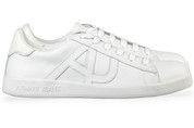 Witte Armani Jeans schoenen 06565 sneakers