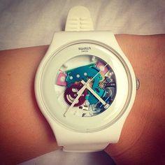 My new Swatch Watch