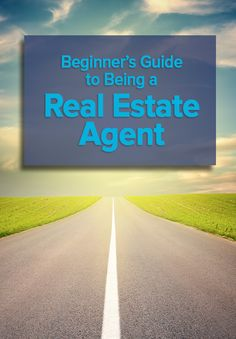An authoritative guide to starting out as a real estate professional. All the insider tips you need to know as a new agent. http://plcstr.com/1NPGtvh #realestate