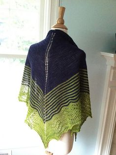 Ravelry: Project Gallery for Scalloped Shawl pattern by Breean Elyse Miller