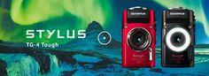 STYLUS TG-4 Tough | 防水デジタルカメラ T(Tough) シリーズ | オリンパス