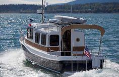 108 Best Trawler Yachts images in 2018 | Trawler yacht, Trawler