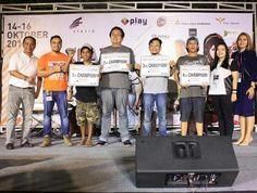 The winners for battle race for Japan