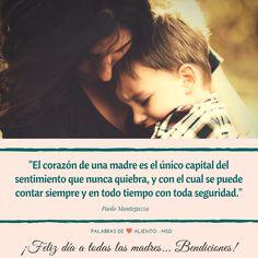 Madres _ corazón de amor inagotable