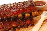 maple barbecue ribs