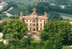 Castello di Novello (Piemonte)
