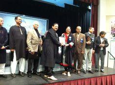 URDU WRITER SOCIETY OF NORTH AMERICA - ANNUAL MUSHAIRA 2014 PICTURES