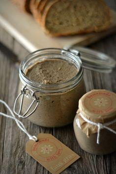Faux Gras || Vegetarian Foie Gras