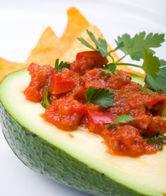 13 Healthy Breakfast Recipes: Avocado Sunrise