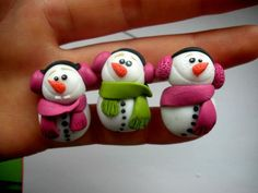 Cute Snowmen!!