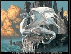 Dragon drawing by Ciruelo Cabral. This is from one of his dragons calenders. I love dragons and he depicts them so majestically. He is one of my favorit artist of dragons. Magical Creatures, Fantasy Creatures, Creature Fantasy, Fantasy Kunst, Fantasy Art, Fantasy Magic, Cool Dragons, Dragon Pictures, Dragon Images