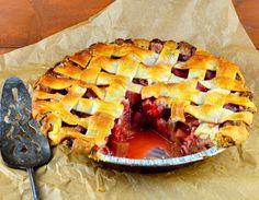Recipe of the Day: Strawberry Rhubarb Pie
