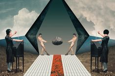 Collage - Julien Pacaud