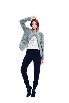soyaconcept - jacket - blazer - t-shirt - blouse - top - pants