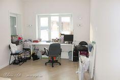 Приветик)     Давно собиралась сфотографировать и показать вам мое рабочее место))   Моясамая любимая и часто посещаемая комната в до...