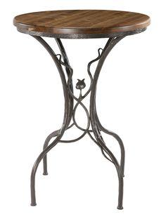 Wrought Iron Bar Table H 41 In. X W 70 In. X D 35 In. #Furniture #Modern # Bar #Table #WroughtIron #HomeDecor #Interioru2026 | Wrought Iron Bars U0026 High  Tops ...