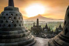 世界遺産・プランバナン寺院遺跡群/インドネシア