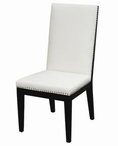 Leather Sainte Maxime Faux Dining Chair