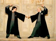 Harry and Draco