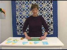 Fast2cut quilter's trimplate Storm at Sea quilt, Wendy Mathson, no longer available as far as I know.